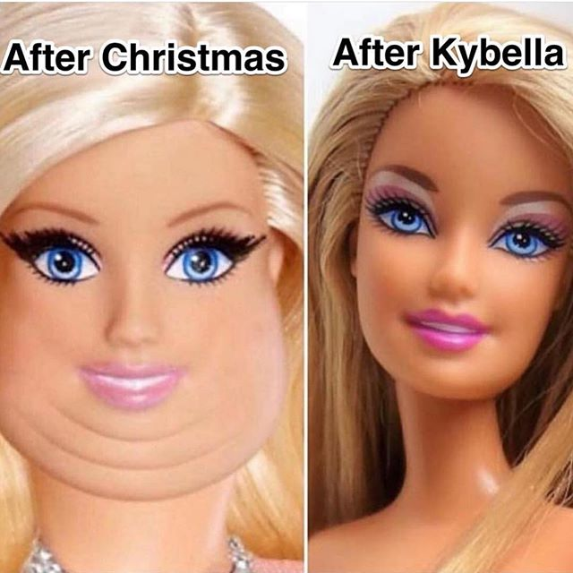 Anyone else feeling like this?! Come in for a consult about #kybella! #infiniteyouthmedicalspa #doublechin #botox #fillers #minneapolis