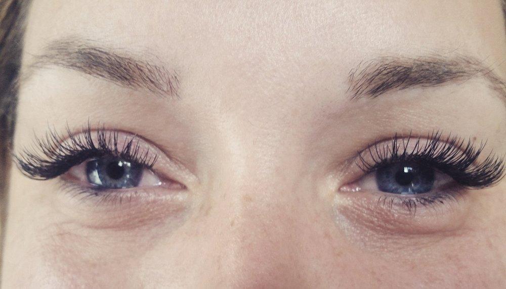 Classic Eyelash Extensions 5