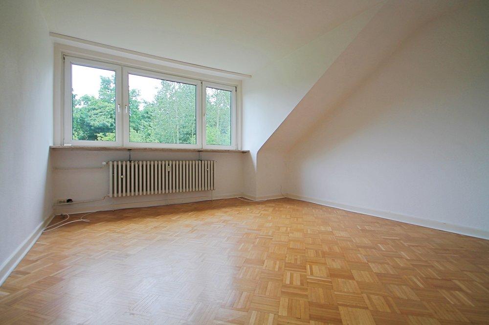 Dachgeschosswohnung - HH-Hummelsbüttel