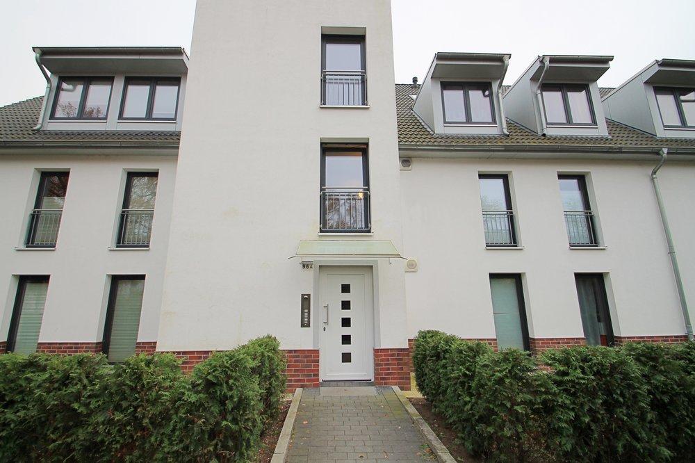 Etagenwohnung - HH-Bergedorf