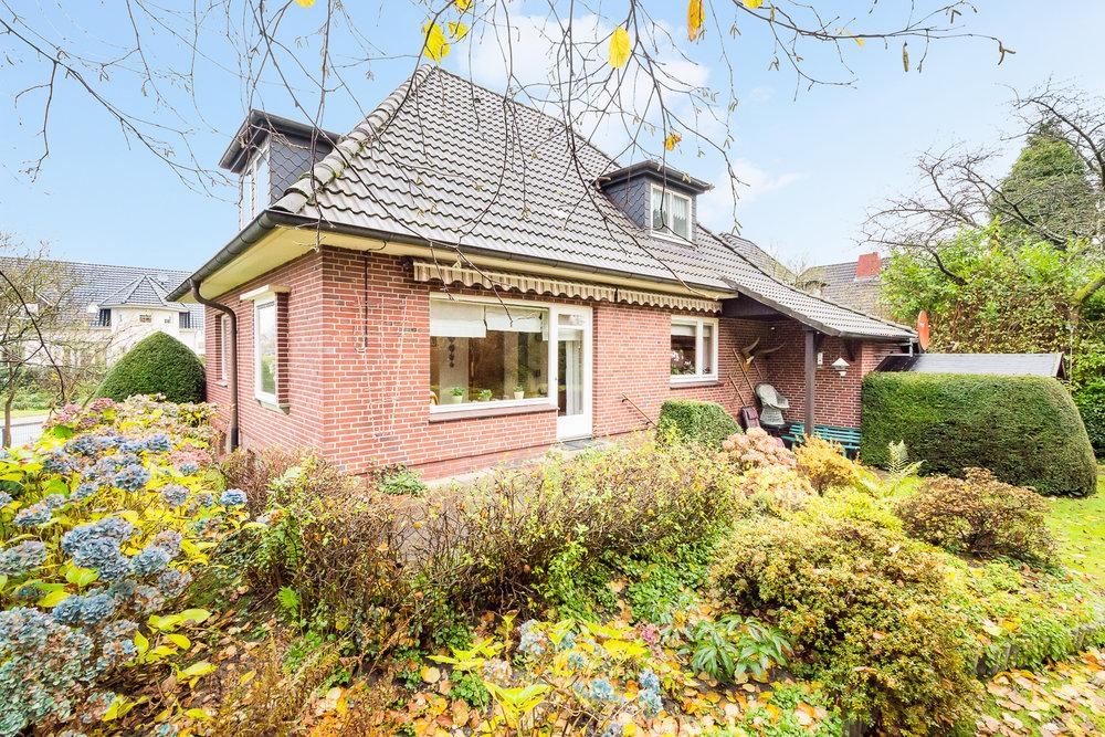 Einfamilienhaus - Oststeinbek