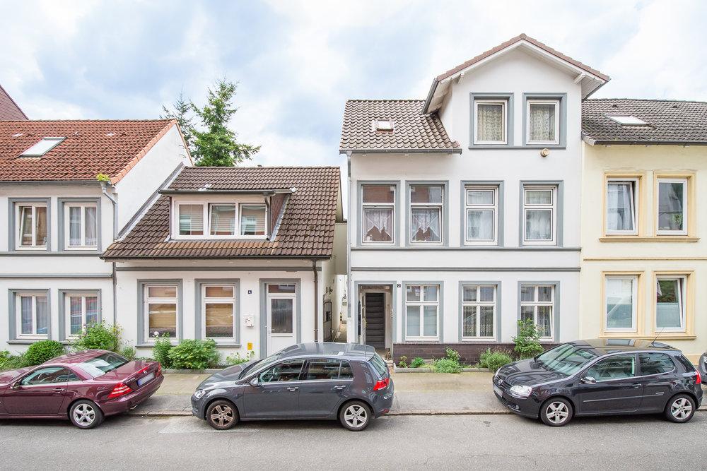 Mehrfamilienhaus - HH-Bergedorf
