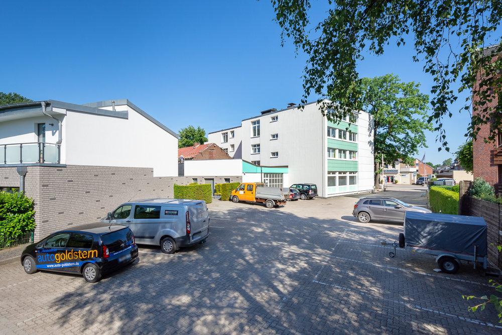 Etagenwohnung - Norderstedt