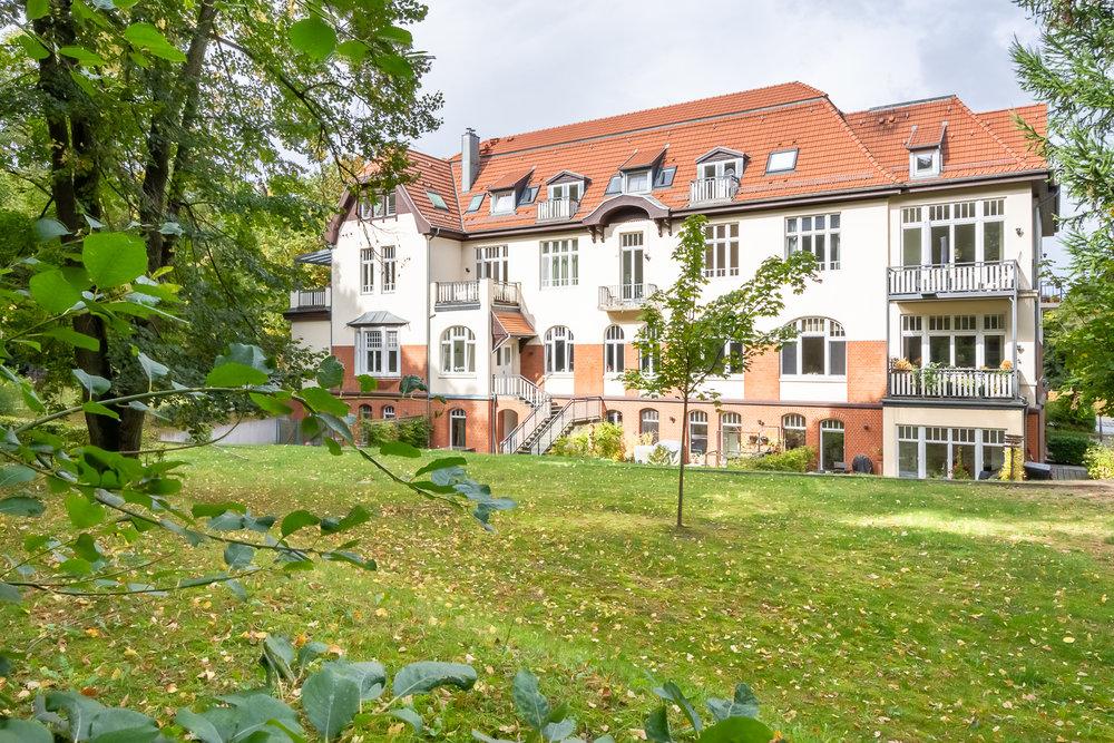 Dachgeschosswohnung - HH-Bergedorf