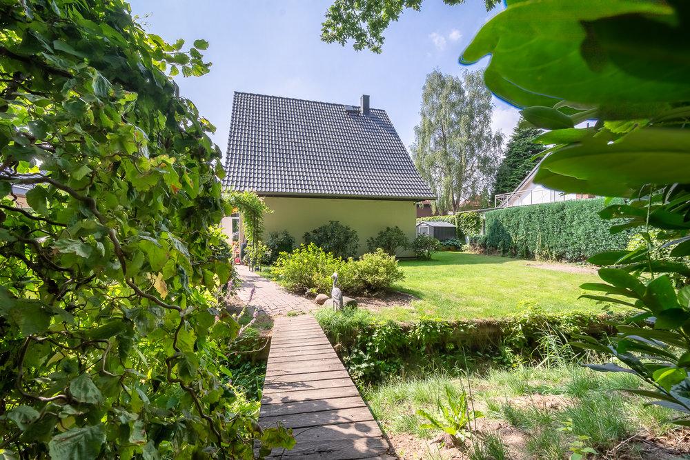 Einfamilienhaus - HH-Lohbrügge