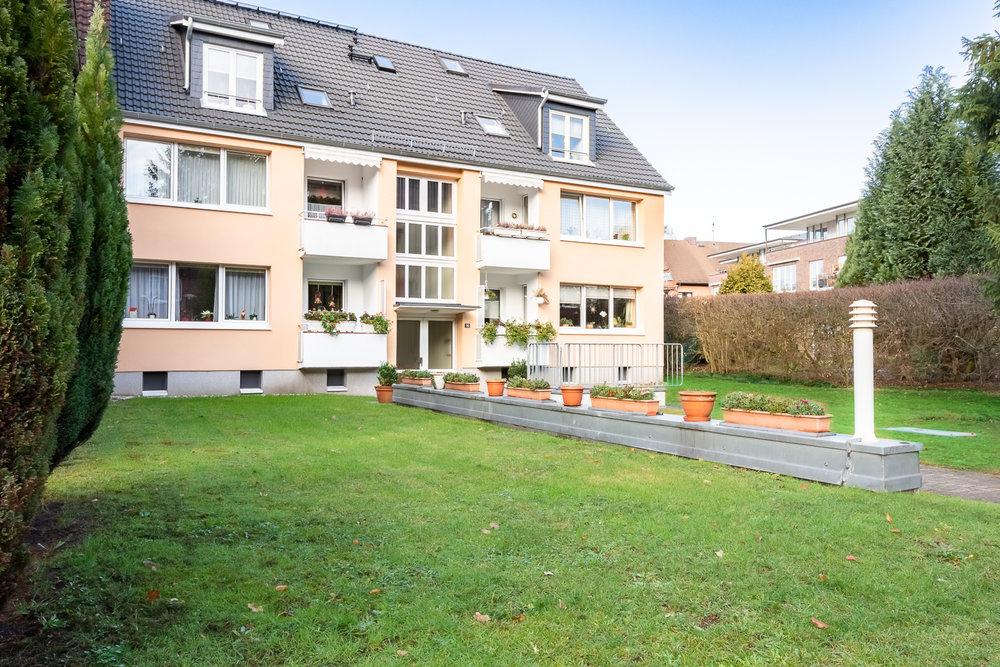 Etagenwohnung - HH-Poppenbüttel
