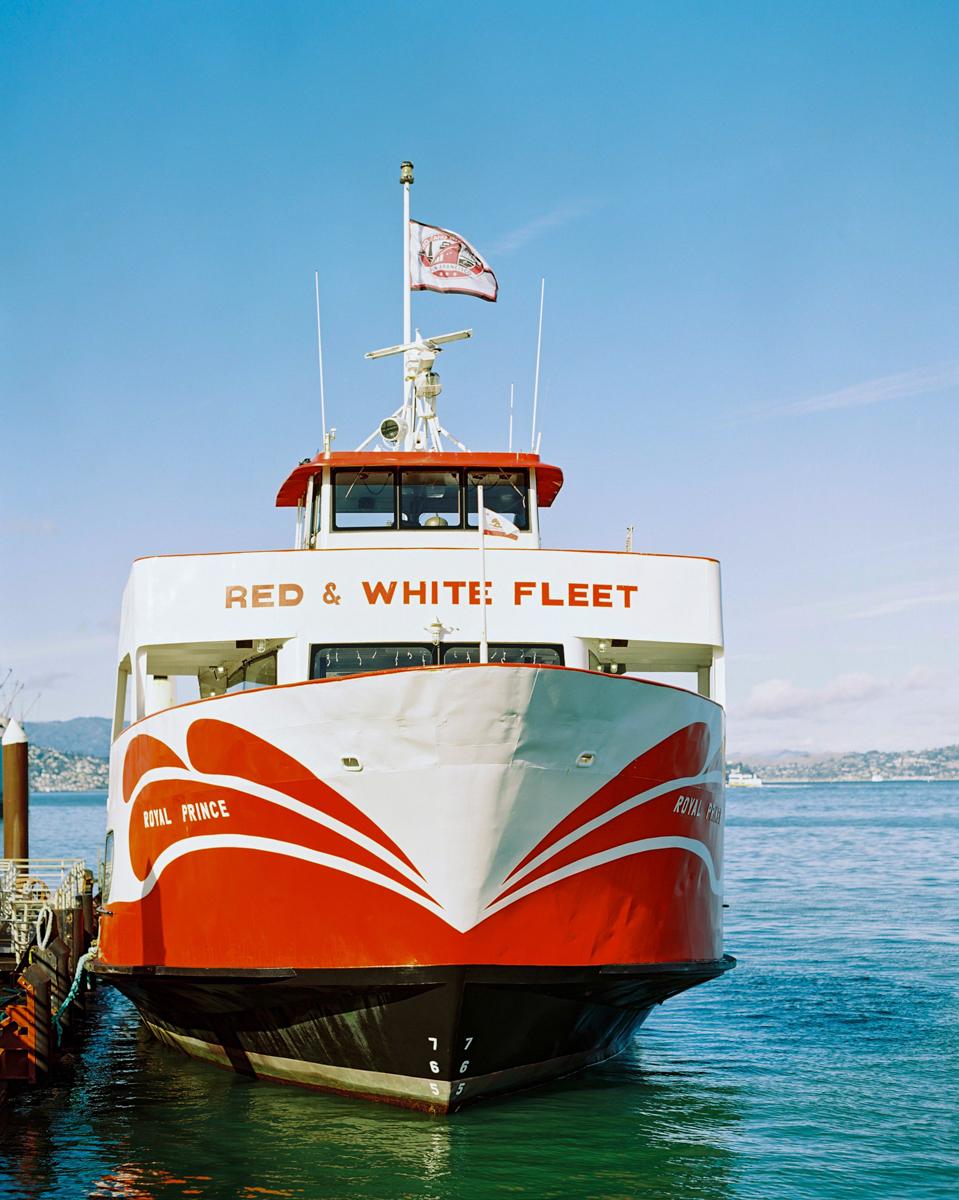 Red & White Fleet Cruise Boats San Francisco Bay