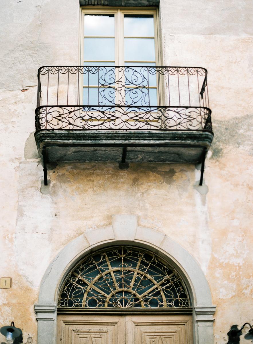 Juliet's balcony   - PALS, COSTA BRAVA