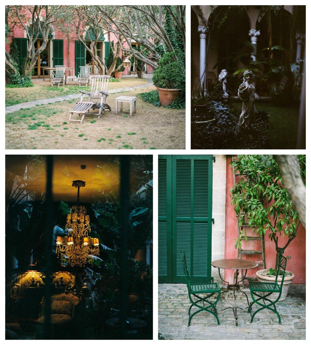 Le Jardin Secret Hotel in Nîmes