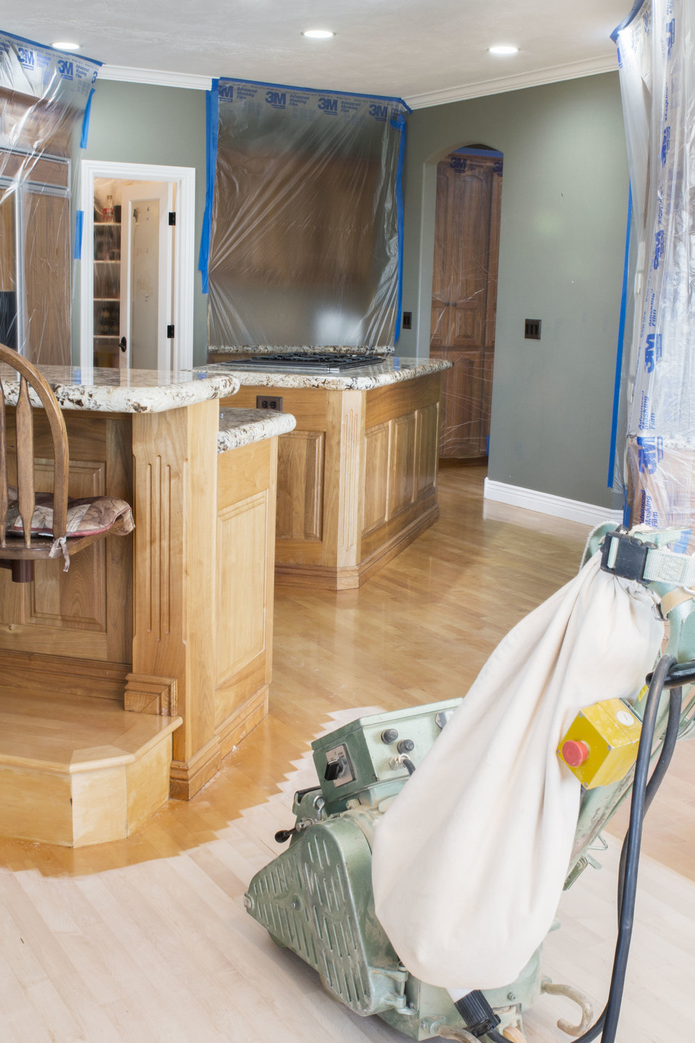 Sanding Wooden Floors 5 Star