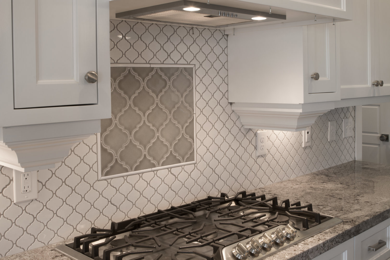 New Kitchen & Bathroom Tile Backsplash Installation - Rigby — 5 Star