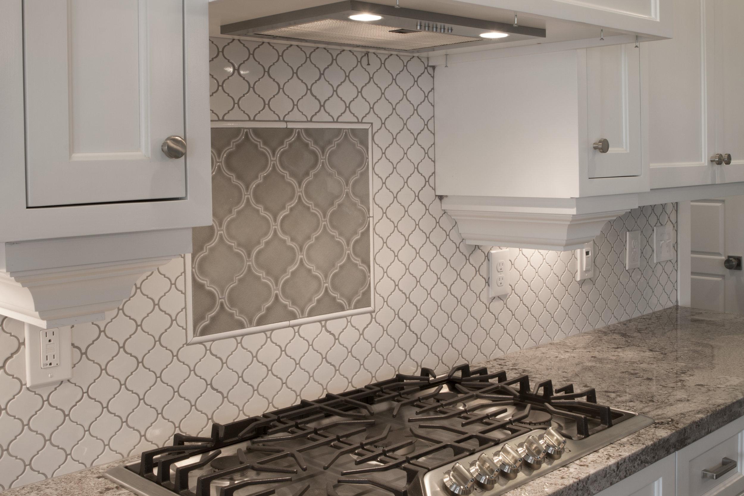 New Kitchen u0026 Bathroom Tile Backsplash Installation