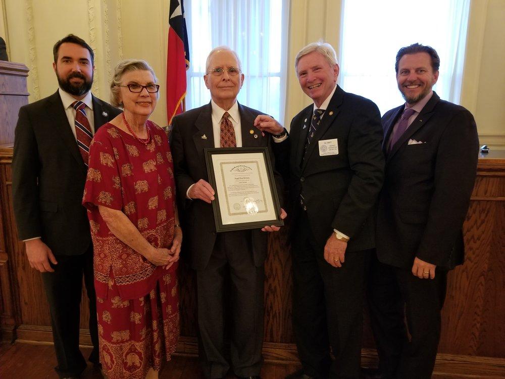 50 year Award