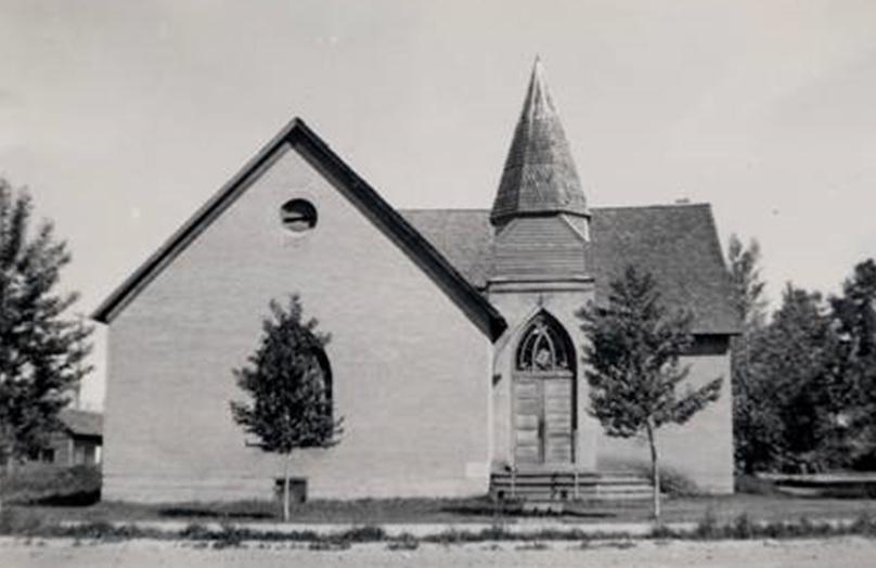 Manhattan Bible Church, Circa 1946