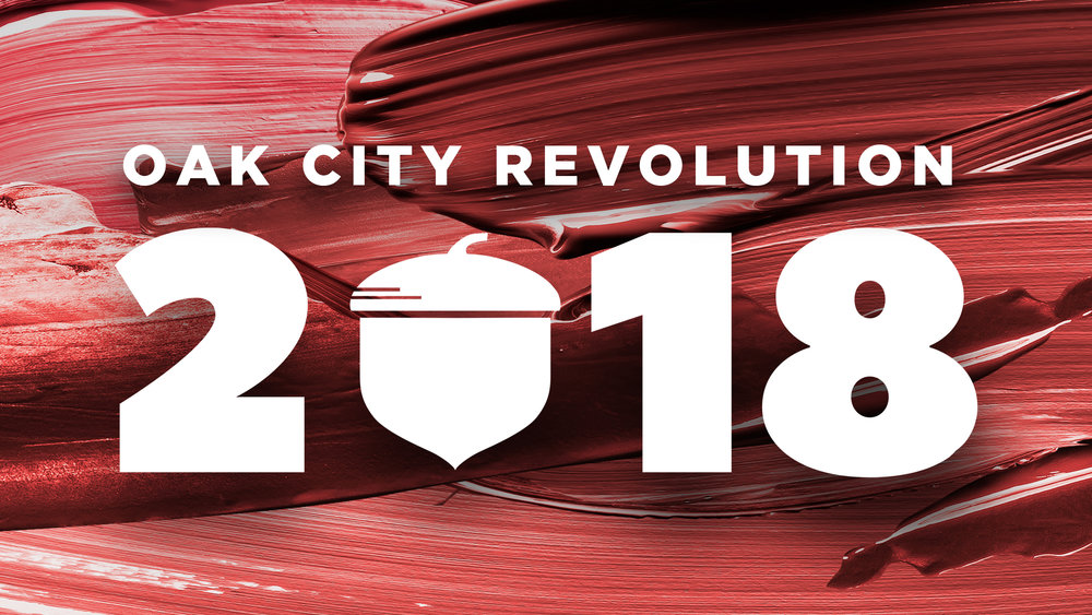 Oak City Revolution 2018