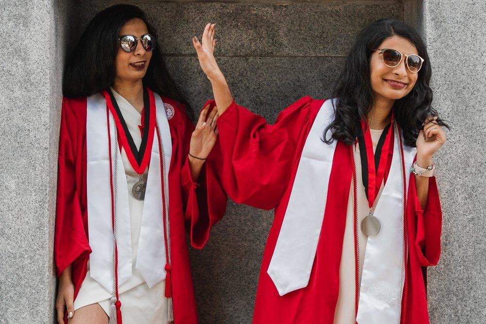Shah sisters -