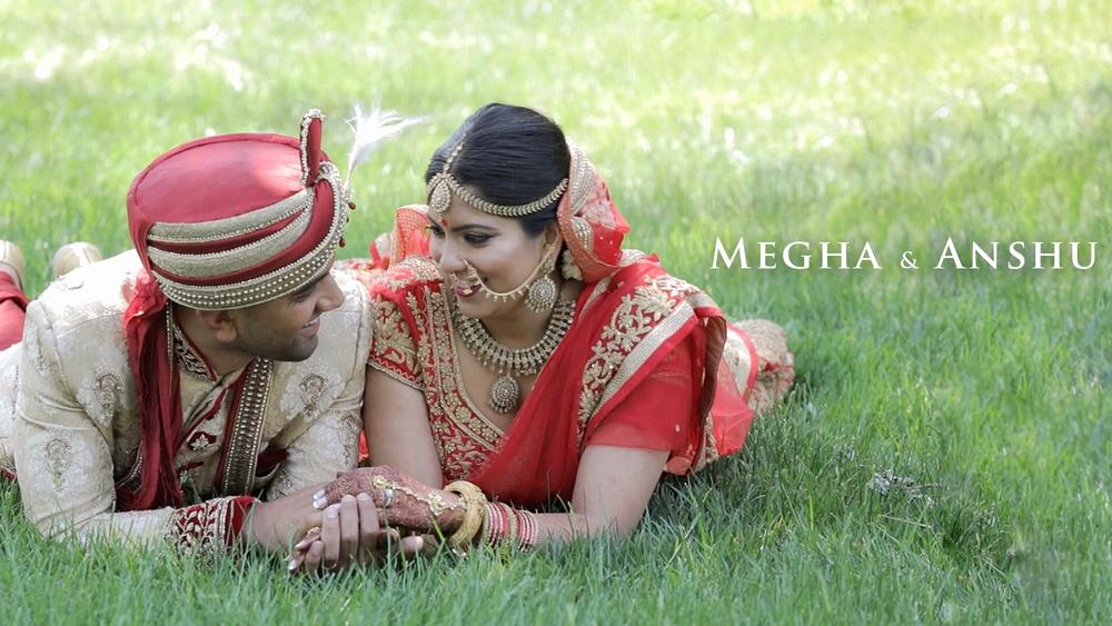 Megha + Anshu