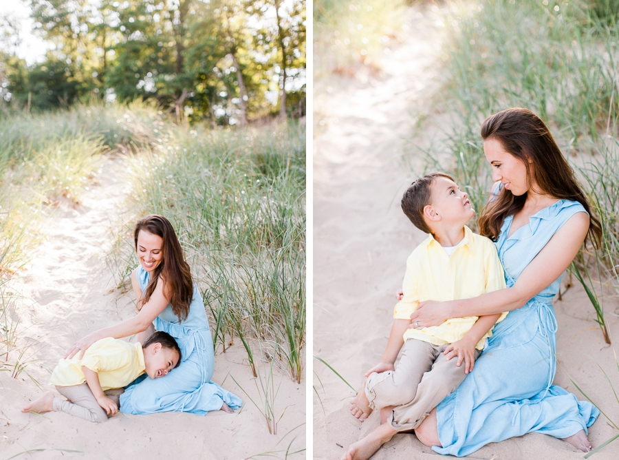 Grand Haven family photography