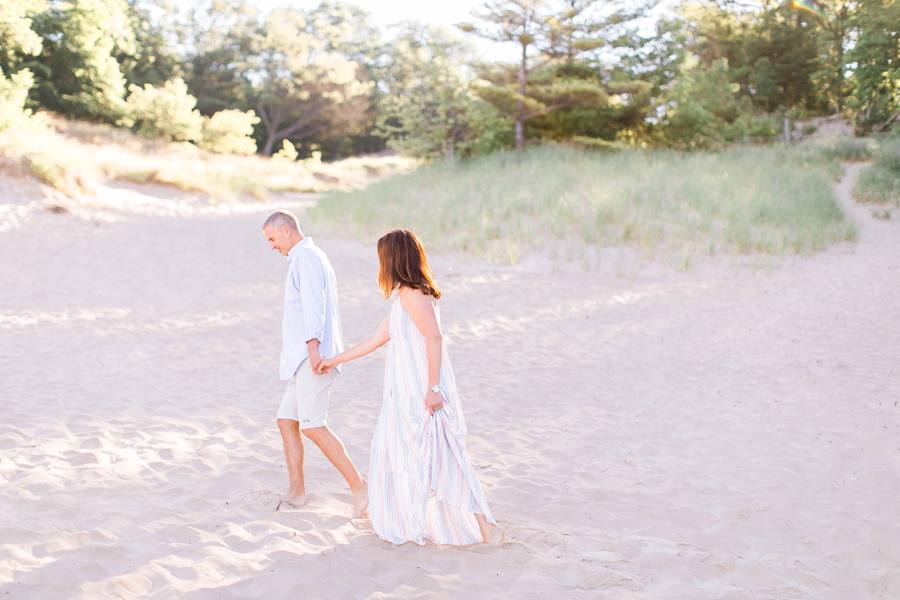 Couple photography in Grand Haven, MI Elm & Olive