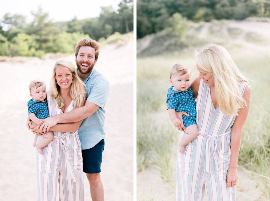Grand Haven family photographer Elm & Olive