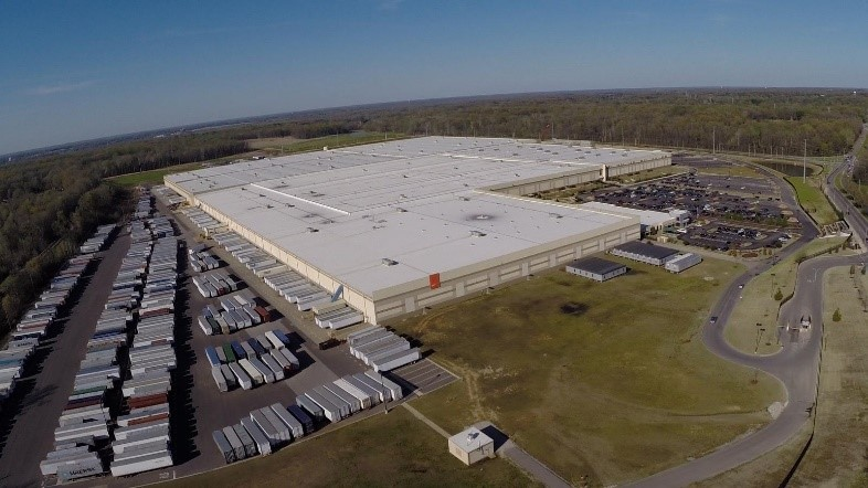 Nike Distribution Center - Shelby County, TN