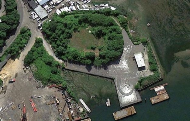 Applied Environmental Services Superfund Site - Glenwood Landing, NY