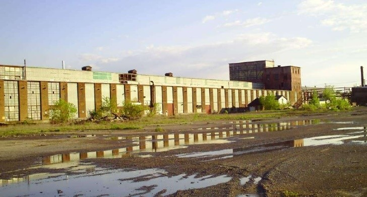 Schenectady Industrial Corp. - Nott Street Industrial Park, Schenectady, NY