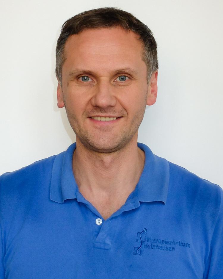 Sergej    Bereich Physiotherapie, sektoraler Heilpraktiker