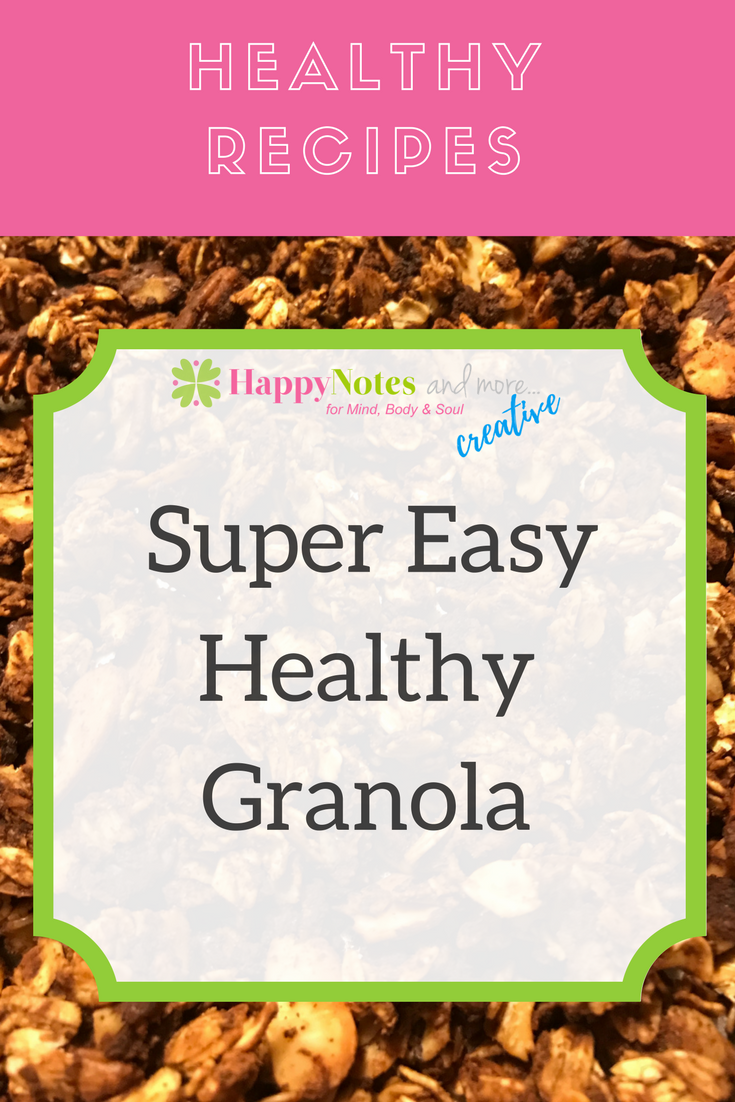 Super Healthy Granola