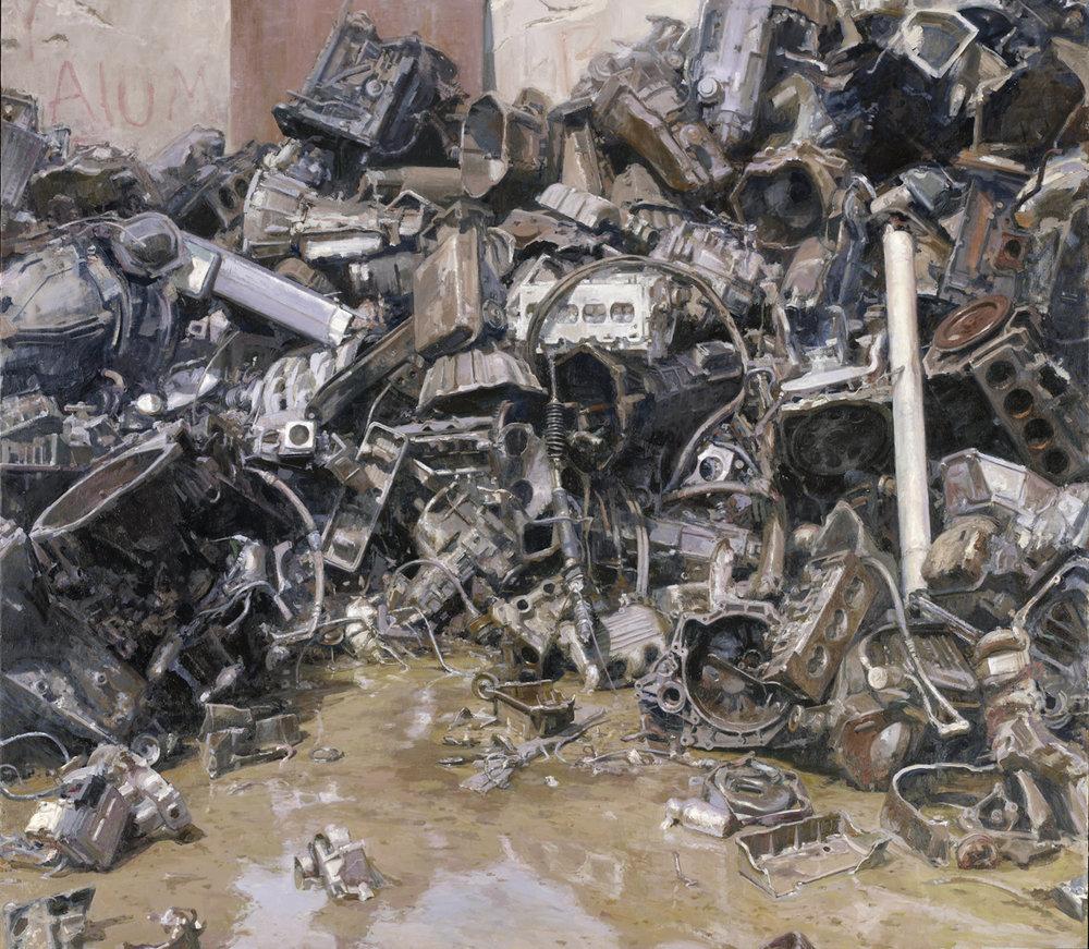 Scrap Engines