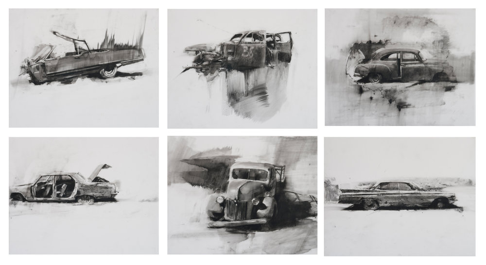 Auto Salvage Drawings