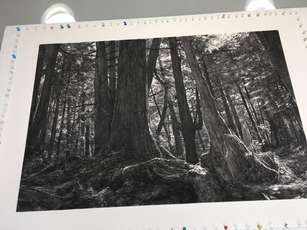 printed image