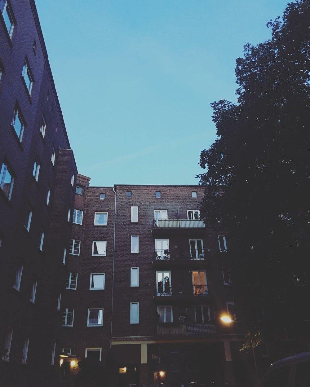 Borgweg Flats Style