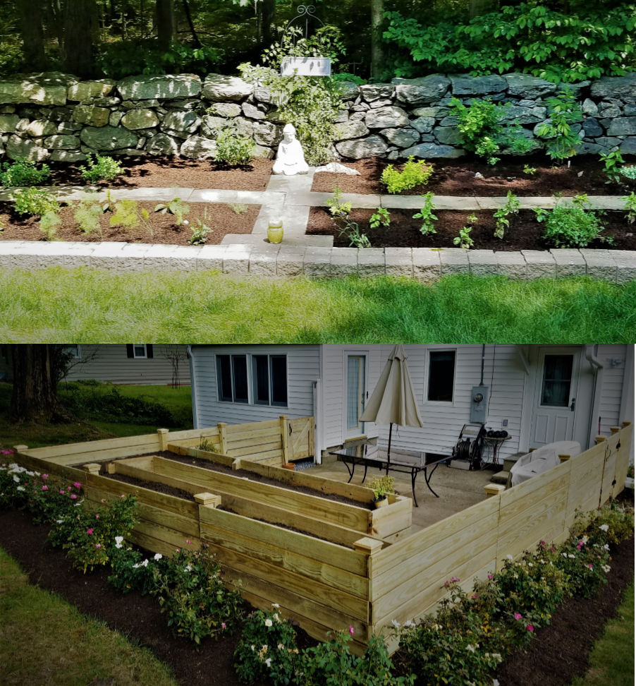 FENCING & GARDENS - From stone-edged herb gardens to wood-fenced vegetable gardens and patios, Shevlin Landscape Services specializes in bringing your outdoor living area to life. Turn your yard into the landscape of your dreams!