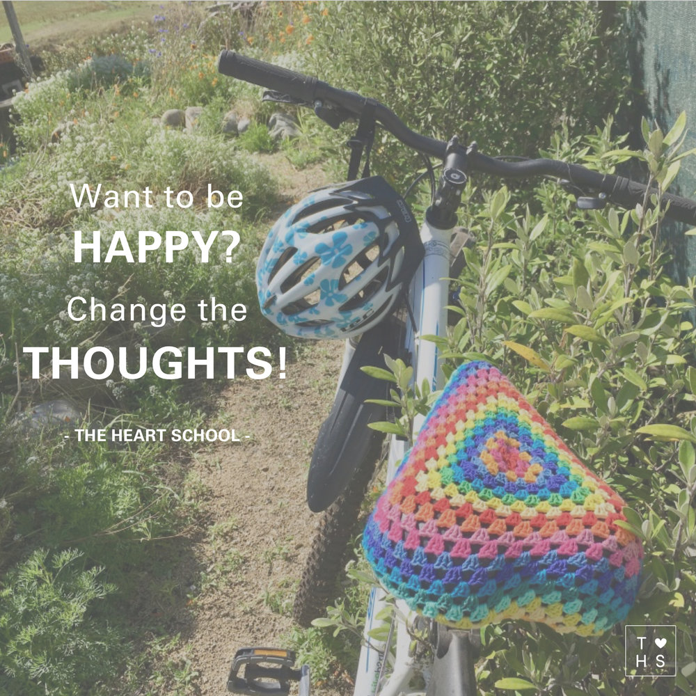 Do you have days you wake up and feel instantly happy? Do you ever wake up and wonder if you will feel as happy today as you did yesterday? Why were you feeling so happy yesterday, but not today? What is different today from yesterday? Could it be your thoughts?