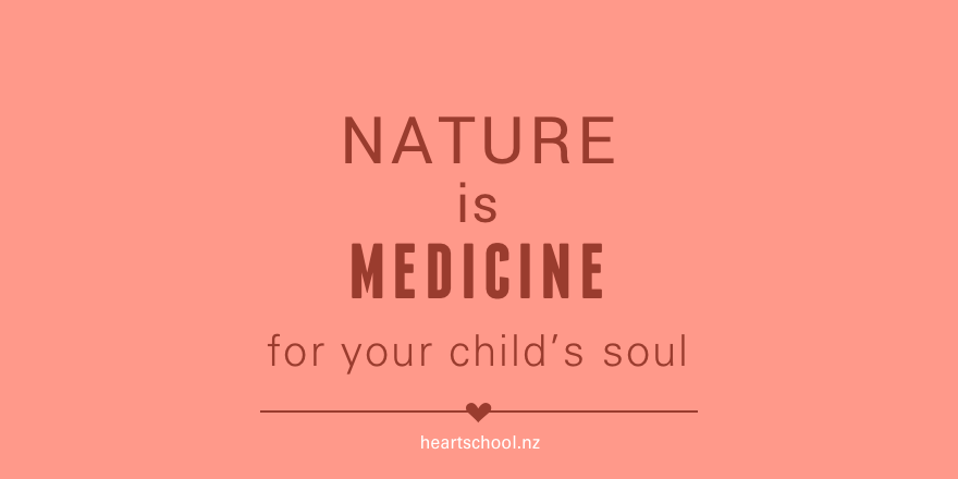 94 Nature is medicine for the soul.png