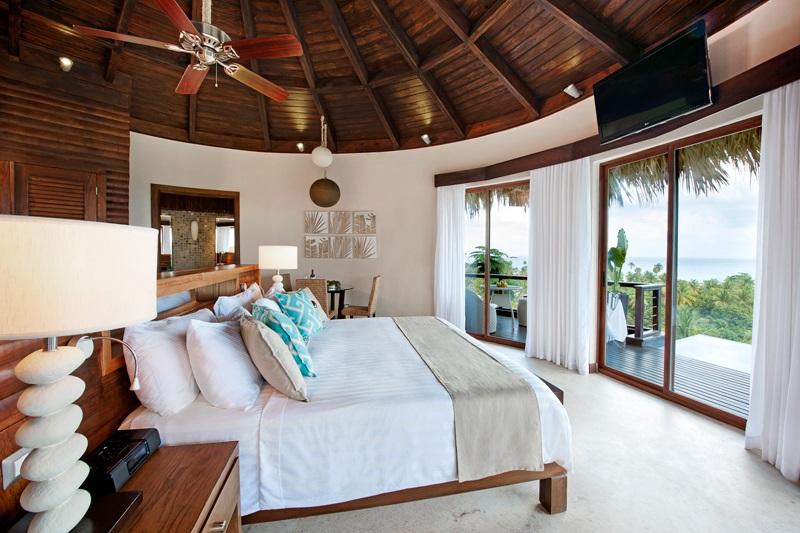 Oceanview Room at Casa Bonita, DR