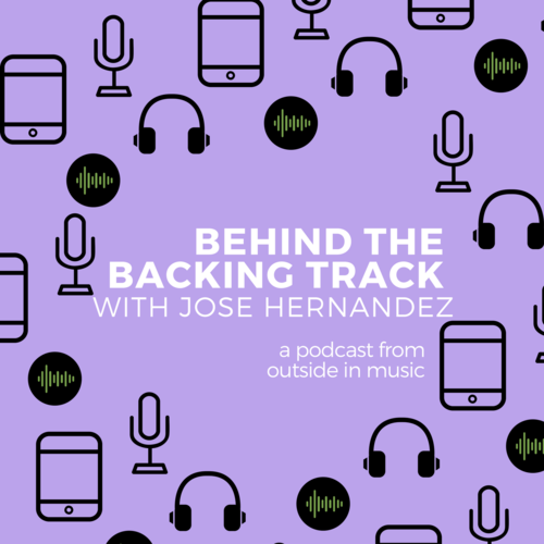 new podcast behind the backing track outside in music
