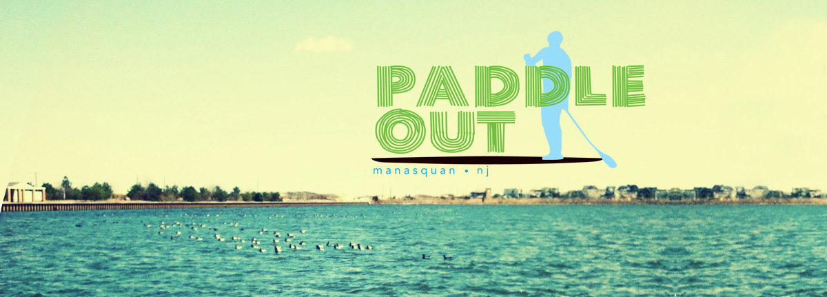 Paddle Out Manasquan