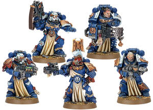 Sternguard Veterans - The other Deathwatch Marine