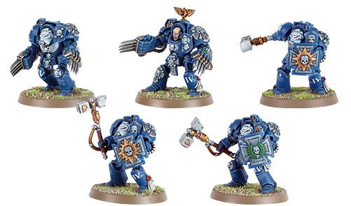 Assault Terminators -