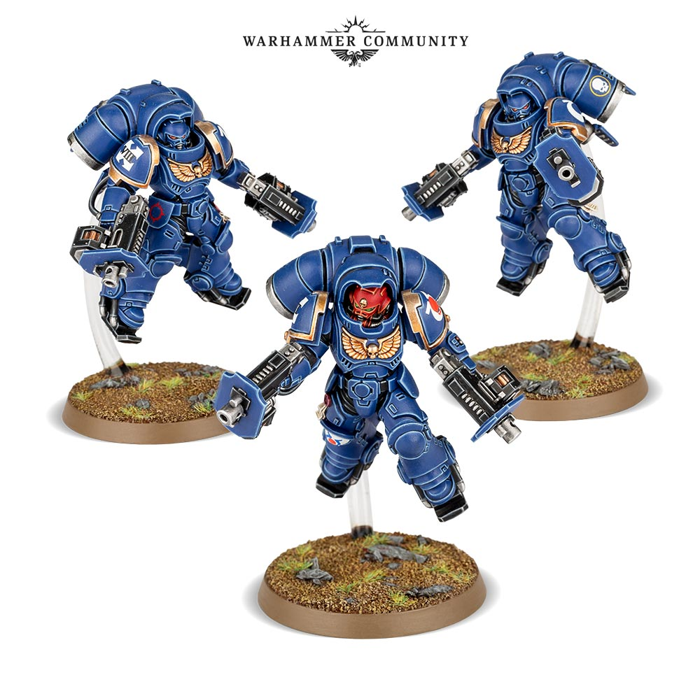 Inceptor Squad - Dual Wielding Bolters