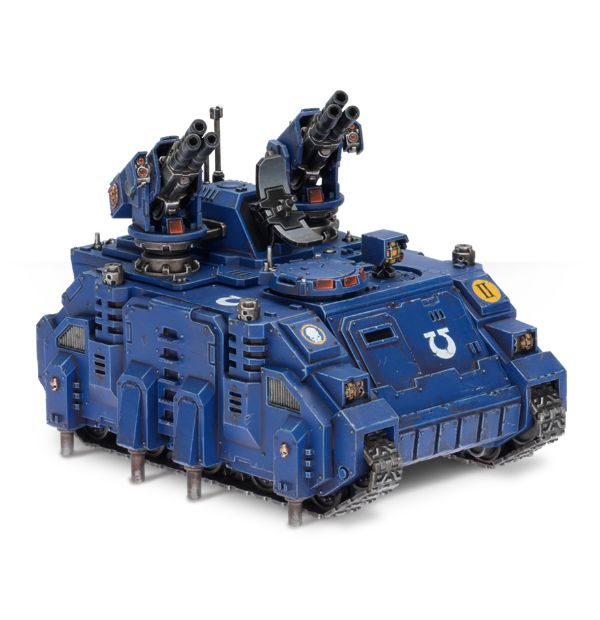 Hunter & Stalker  - The Space Marine AA Gun