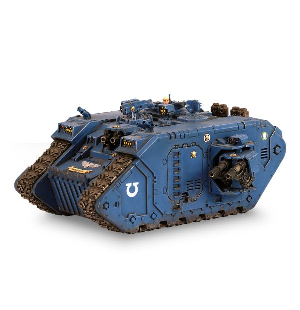 Land Raider - The King of Metal Boxes