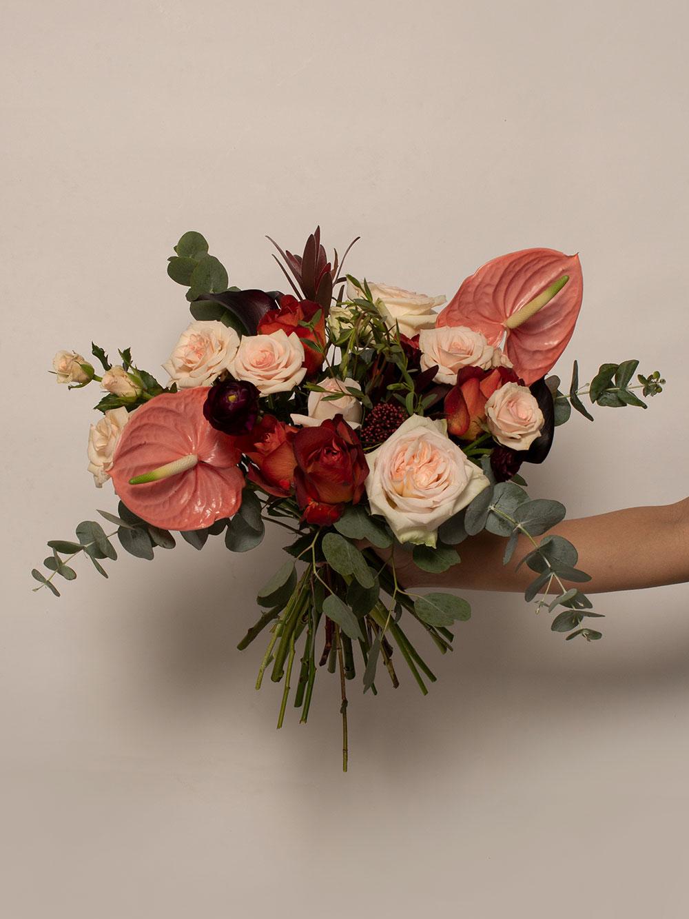 Gypsy Heart Bouquet