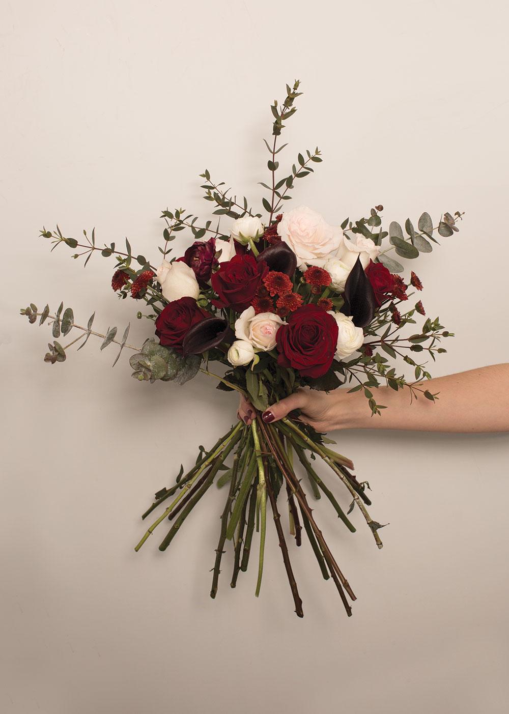 Lover's Isle Bouquet