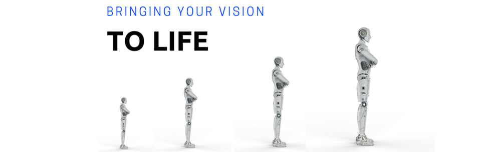 Engineered Vision Bringing Your Vision To Life Robots