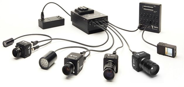 Machine Vision System Image