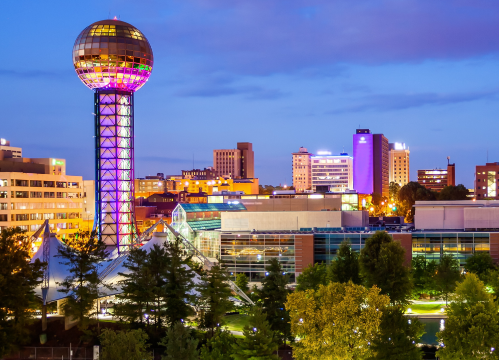 Knoxville Convention Center - Hotels withing walking distance of venue!Nestled in the foothills ofThe Great Smoky Mountainsnear exciting attractions,great shopping and family fun!