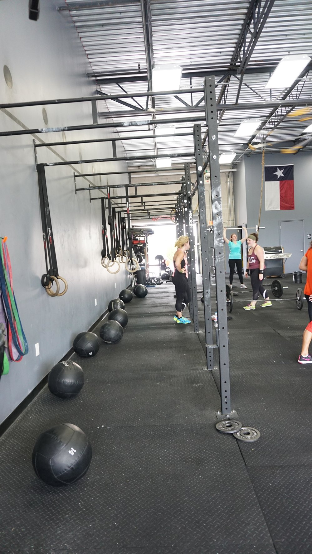 Crossfit - I freaking loved this workout! First work out is free!Strong Austin Ranch